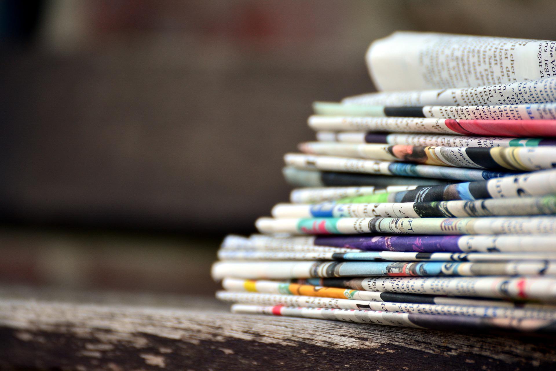 Actualités journaux