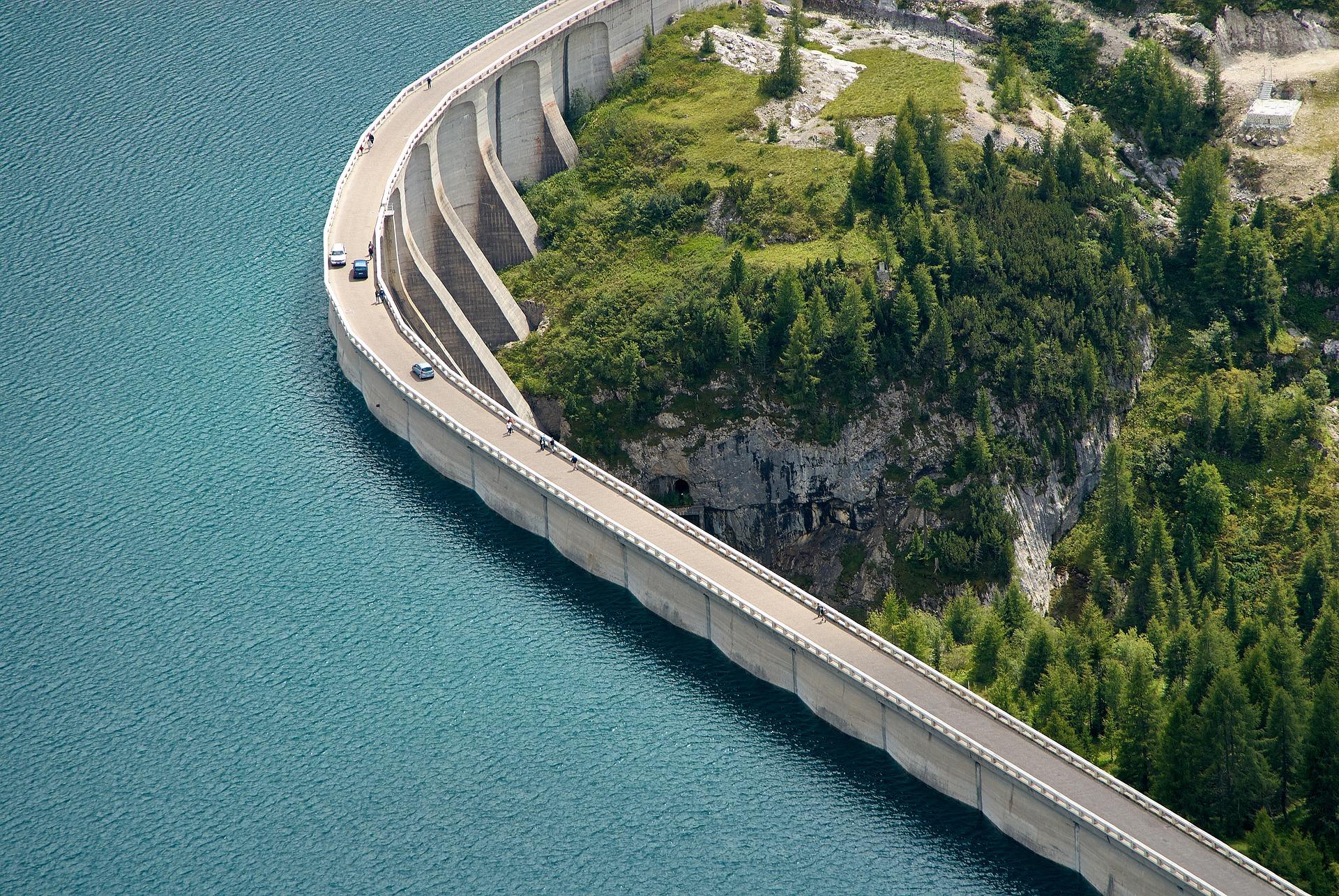 Image de barrage