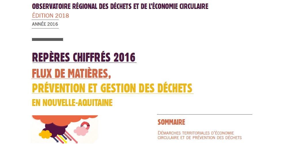 Vignette publication déchets économie circulaire 2016