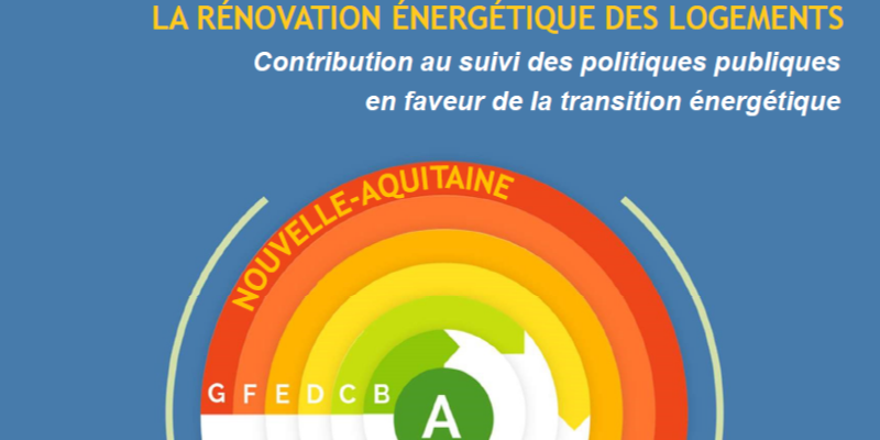 Renovation energetique des logements