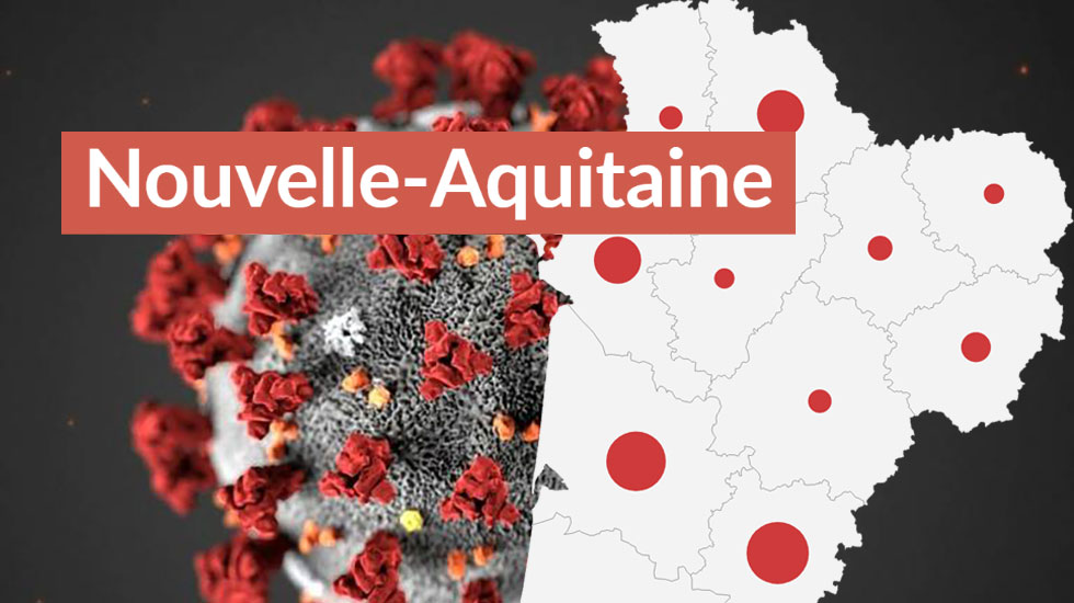 illustration COVID-19 Nouvelle-Aquitaine