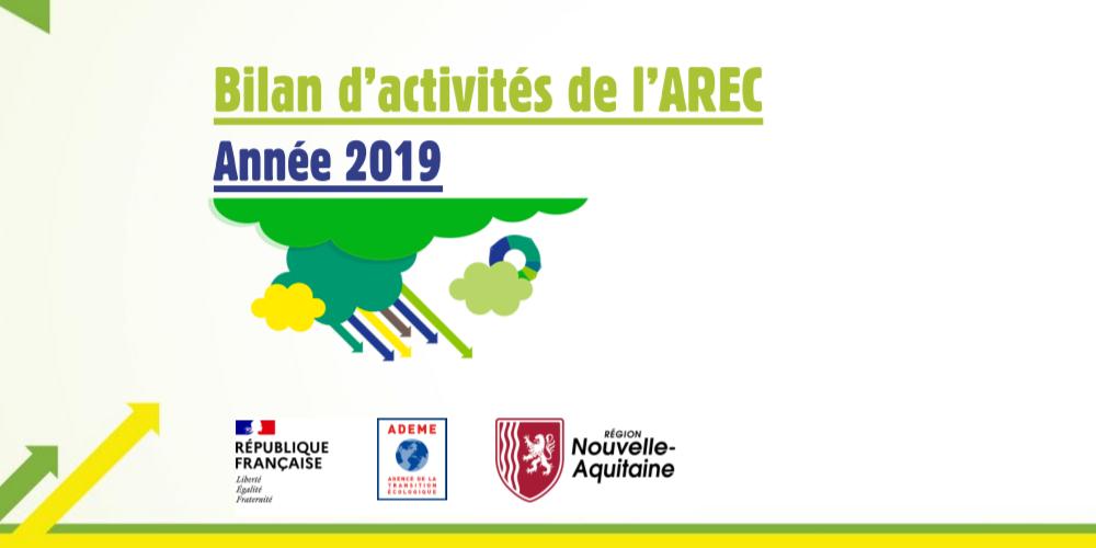 Bilan activités AREC 2019