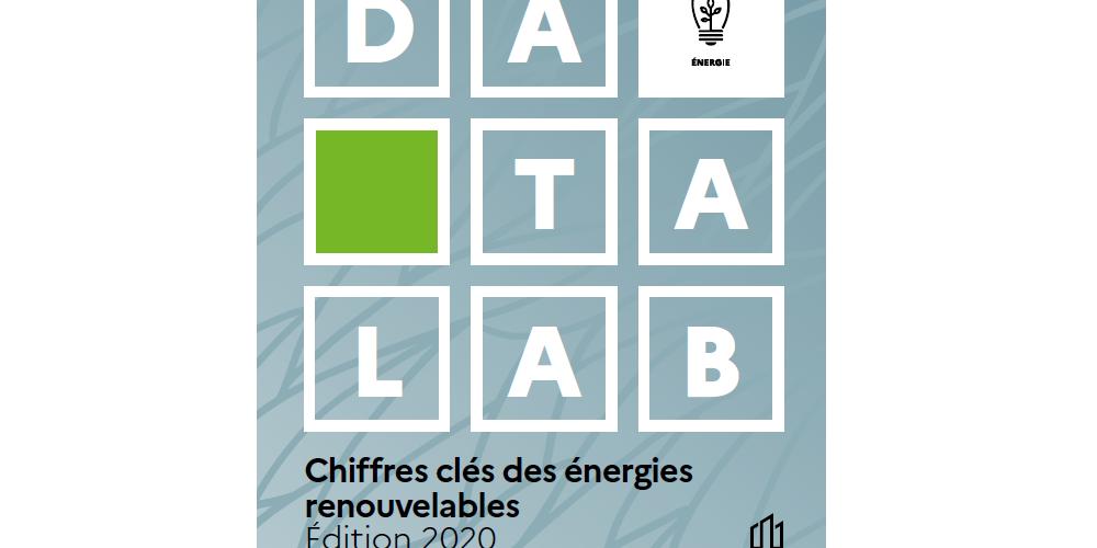 Publication chiffres clés des EnR en France – Edition 2020