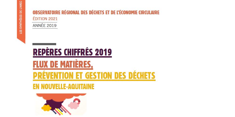Publication AREC déchets 2019