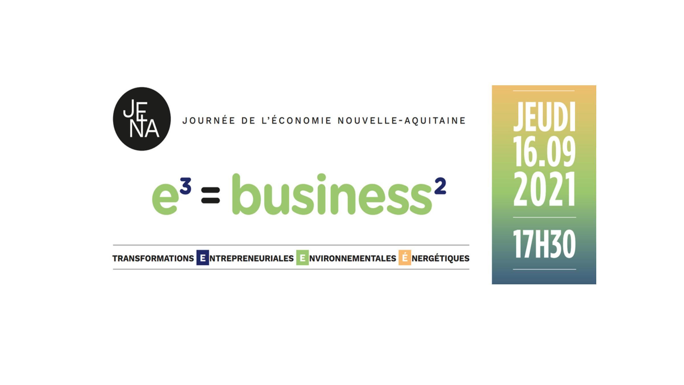 Journée économie Nouvelle-Aquitaine